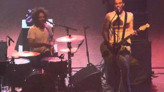 The Dandy Warhols - The Autumn Carnival- Live @ Olympia - Paris - 29 Avril 2012