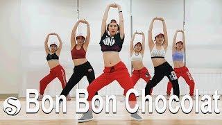 Bon Bon Chocolat(봉봉쇼콜라) - EVERGLOW | Diet Dance Workout | 다이어트댄스 | Zumba | Cardio | 줌바 | 홈트