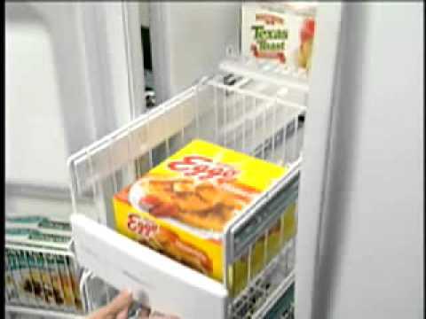 Slide 'n Store Freezer Baskets