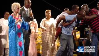 Strength Restored in Abidjan