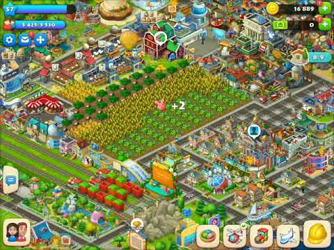 TOWNSHIP Level 57 GAMEPLAY #6