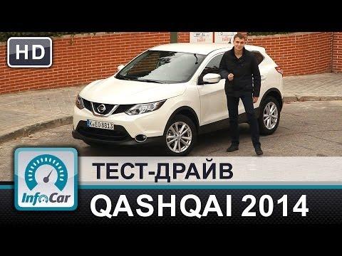 Nissan  Qashqai Паркетник класса J - тест-драйв 1