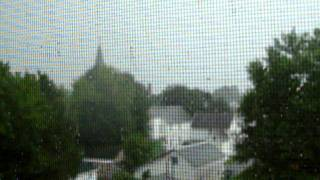 preview picture of video 'severe thunderstorm with continuous close CG lightning in Herkimer, NY on 9-4-2011 (part 1 of 2)'