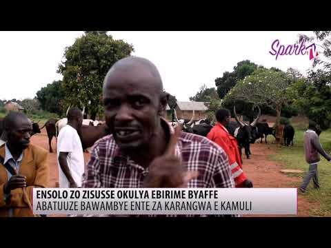 Ente za ssentebe wa NRM e Kamuli ziwambiddwa abatuuze