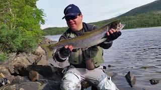 Рыбалка на семгу в норвегии