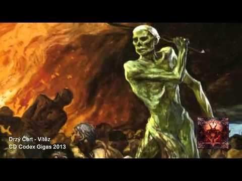 Drzý Čert - Drzý Čert - Vítěz - CD Codex Gigas 2013