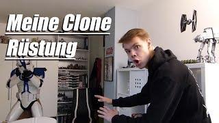 Ich zeige euch meine Clone Rüstung