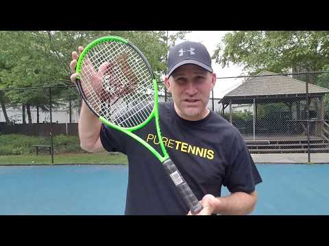 2017 Wilson Blade Racket Review for Midwest Sports