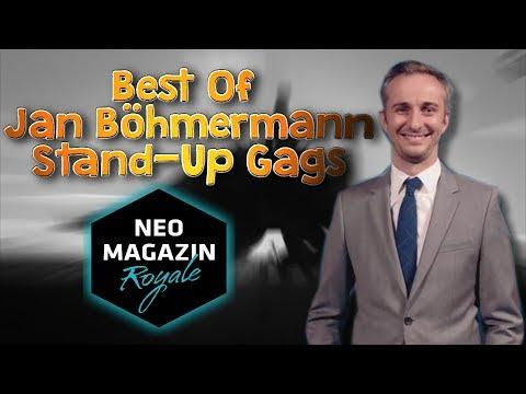 BestOf Jan Böhmermann ✦ Stand Up (Neo Magazin Royale)
