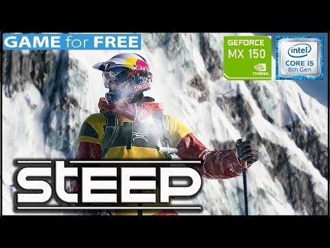 Steep | Nvidia Geforce MX150 | i5 8250u - Lenovo 330