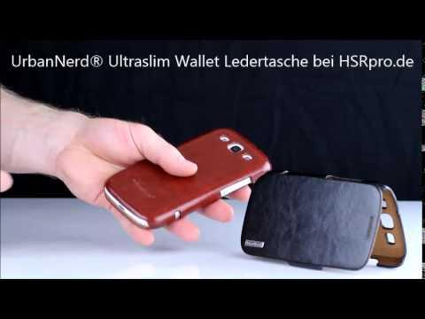 HSRpro.de - Die Zubehörprofis I Samsung S3 iPhone iPad Ledertaschen Schutzhüllen aus Hamburg