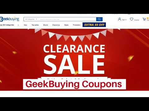 , title : 'GeekBuying Coupons - Discounts up to 80%, Xiaomi, Onda, Elephone'
