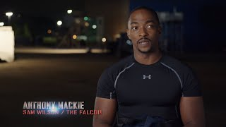 The Falcon and The Winter Soldier - Special Look Featurette - Precision