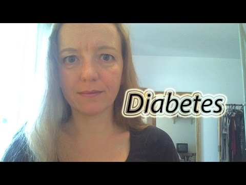 Gruppe mit Typ-1-Diabetes Law
