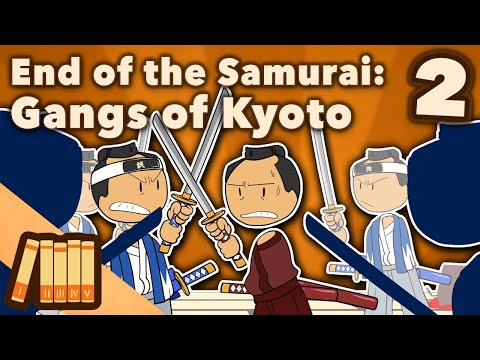 Konec samurajů: Gangy v Kjótu - Extra Credits