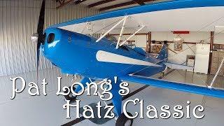 Pat Longs Hatz Classic - Experimental Aircraft