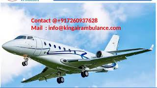 Get the Most Affordable Air Ambulance Services in Allahabad and Lucknow