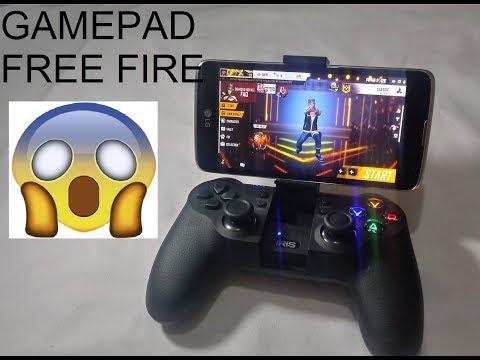 كيف تلعب FREE FIRE بأداة التحكم GAMEPAD Controller