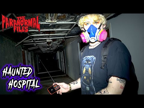 The Paranormal Files Go Inside Abandoned Hospital Where Body Was Found