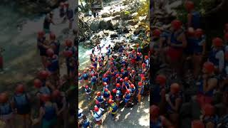 preview picture of video 'Köprülü kanyon Rafting adrenalin sporları'