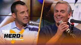 Kawhi is the best player in the NBA, Browns have gotten worse not better — Doug Gottlieb | THE HERD