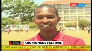 Scoreline: KRU women's festival