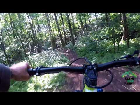 Trail u  Jericha Modrá
