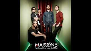 Maroon 5 - Payphone (ILO Extended Version Mix)