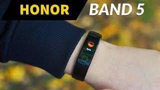 Honor Band 5 - Bester Fitness Tracker 2019?   CH3 Review Test Deutsch