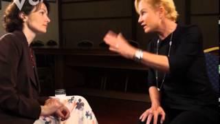 Хайди Бейкер в программе Светланы Горлушко «Шановна Пані». Часть 2