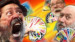 THE LONGEST GAME EVER PLAYED | UNO