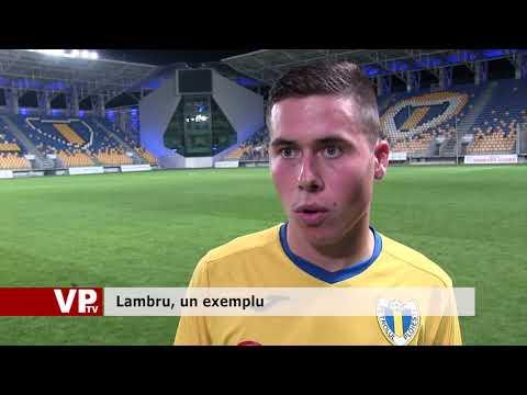 Lambru, un exemplu