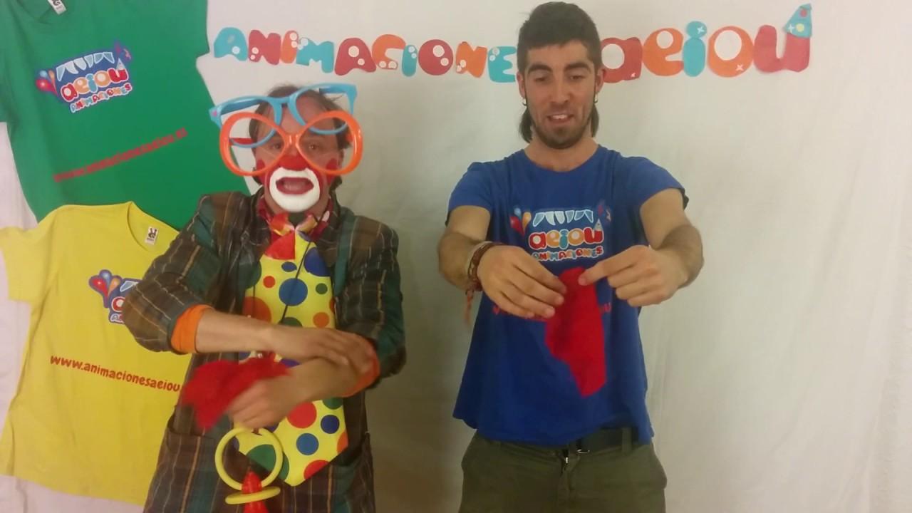 Trucs de màgia per a festes infantils a domicili amb animadors