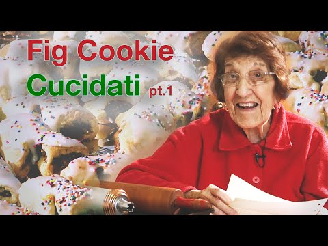 Holiday Cooking: Sicilian Fig Cookies – Part I