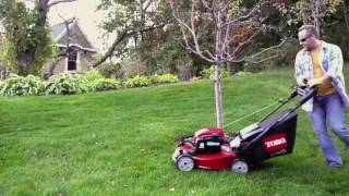 Toro's new All-Wheel Drive Recycler - ITA