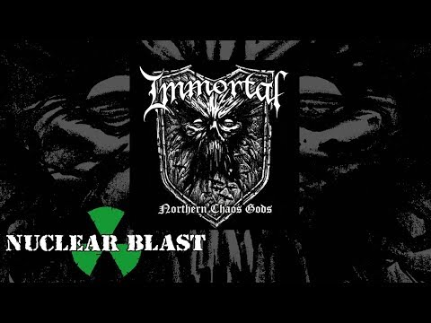 IMMORTAL - Northern Chaos Gods (OFFICIAL LYRIC VIDEO) online metal music video by IMMORTAL