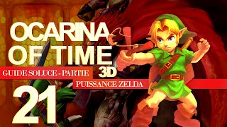 Soluce de Ocarina of Time 3D — Partie 21