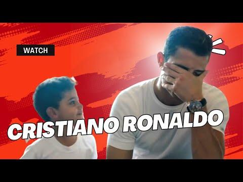 Download Ronaldo: Cristiano Ronaldo's Son Doesn't Know His Own Name - Bluray Delete Scene HD Mp4 3GP Video and MP3