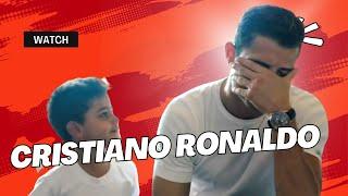 Ronaldo: Cristiano Ronaldo's Son Doesn't Know His Own Name - Bluray Delete Scene