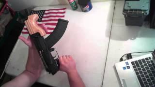 Micro Draco Century Arms AK Pistol 762X39
