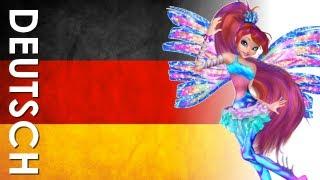 Winx Club - Sirenix + Lyrics (German)