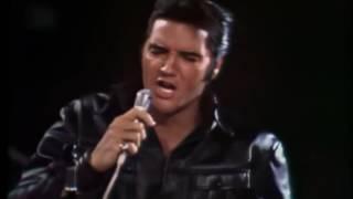Elvis Presley - Heartbreak Hotel, Hound Dog & All Sook Up 1968 Comeback