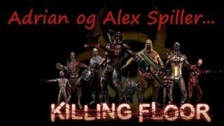 Adrian og Alex Spiller: Killing Floor (NOR)