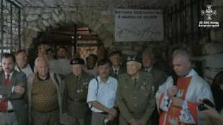 preview picture of video '18 Pielgrzymka Norodowych Sił Zbrojnych, Kałków-Godów 2013'