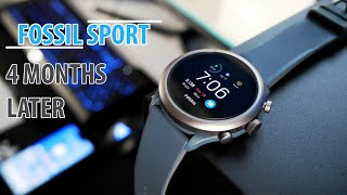 Fossil Sport Review   Affordable Snapdragon 3100 Smartwatch