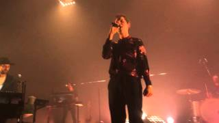 "AaRON "" Seeds Of Gold"" Lyon Radiant Bellevue le 31/01/16..."