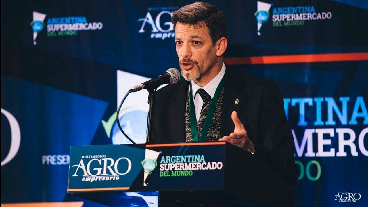 Sebastián Felgueras - Decano de la Escuela de Agronomía de la Universidad del Salvador
