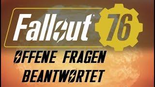 Fallout 76: Infos zu Mods, VATS, Offline spielen, NPCs und mehr