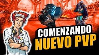 Comenzando nuevo PvP (Batallas) - Mutants Genetic Gladiators