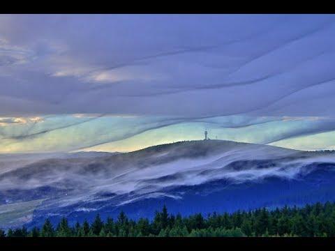 Asperitas Wolken